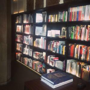 Librairie du musée Gucci à FLorence