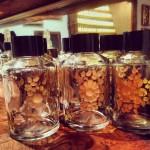Aqua Flor Florence parfum Alidifirenze ciselage feuille d'or