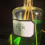 Aqua Flor magasin parfumeur Florence entrée