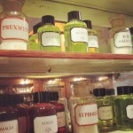 Aqua Flor magasin parfumeur Florence ingrédient