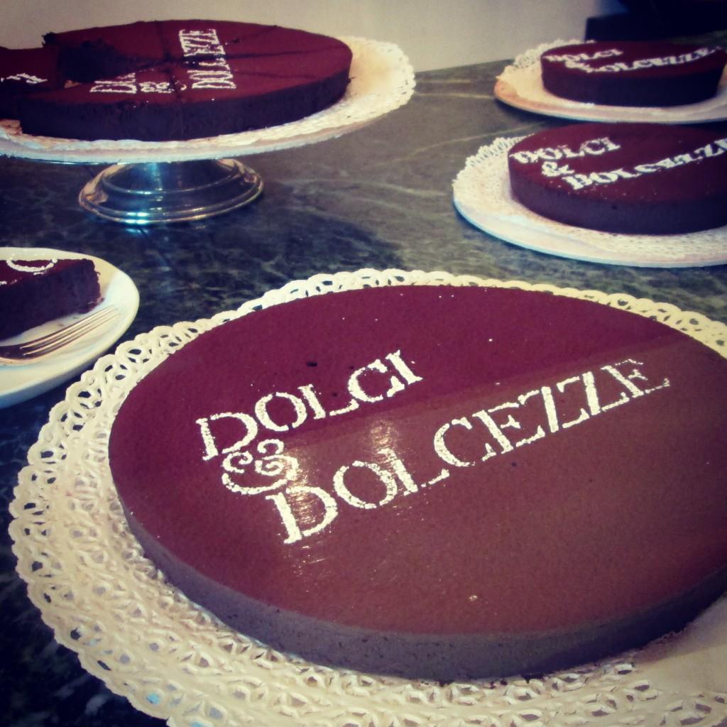 Dolci e Dolcezze tarte au chocolat Florence