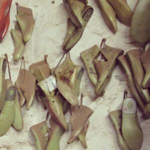 Francesco sandale cuir Florence Santo Spirito taille pieds