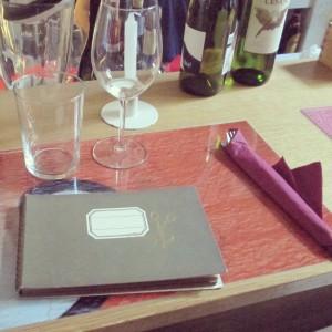Giulia consultante en vin  menu vin Brac Florence quartier santa croce alidifirenze