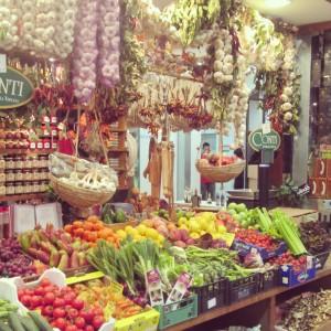Mercato Centrale San Lorenzo Florence alidifirenze