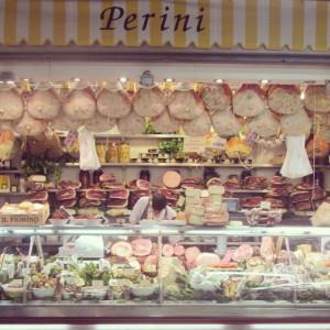 Mercato Centrale Stand Perini Florence alidifirenze