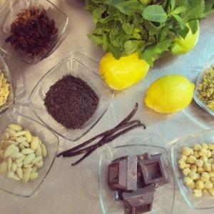Gelateria della Passera Florence ingrédients glace alidifirenze
