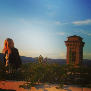 Westin Excelsior Firenze Sesto Terrasse roof top aperitivo Alidifirenze Ognissanti