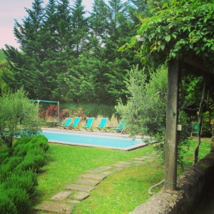 village Volpaia Chianti piscine alidifirenze