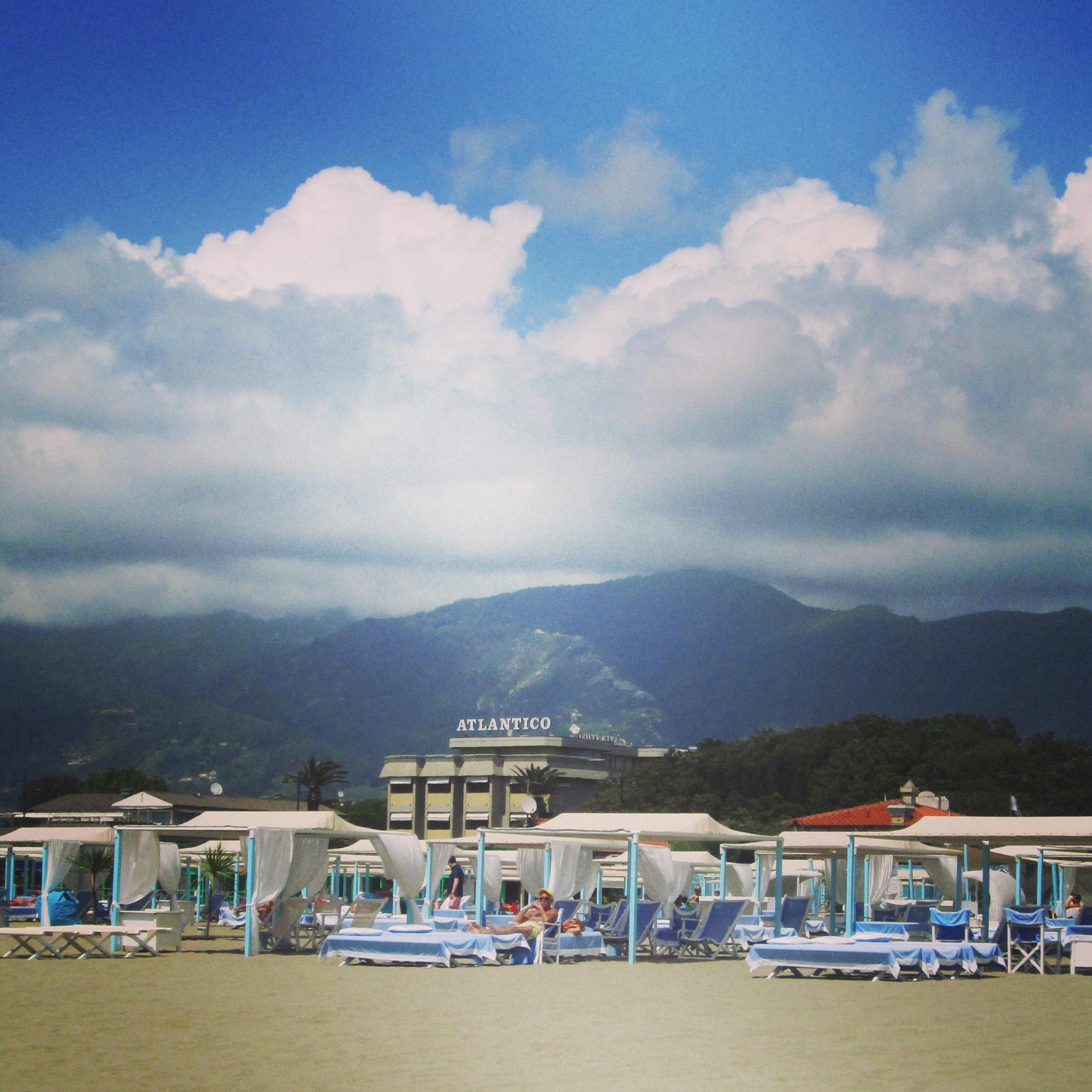 Vir e forte dei marmi et pietrasanta id e week end voyage toscane - Bagno annetta forte dei marmi ...