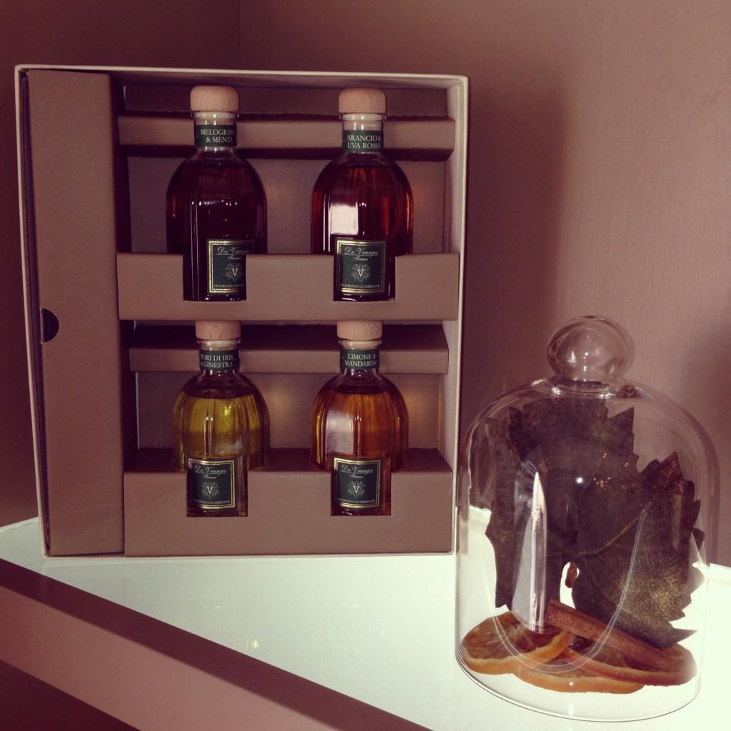 Dr Vranjes Firenze parfum d'intérieur Frutta e Fiori d'Italia Alidifirenze