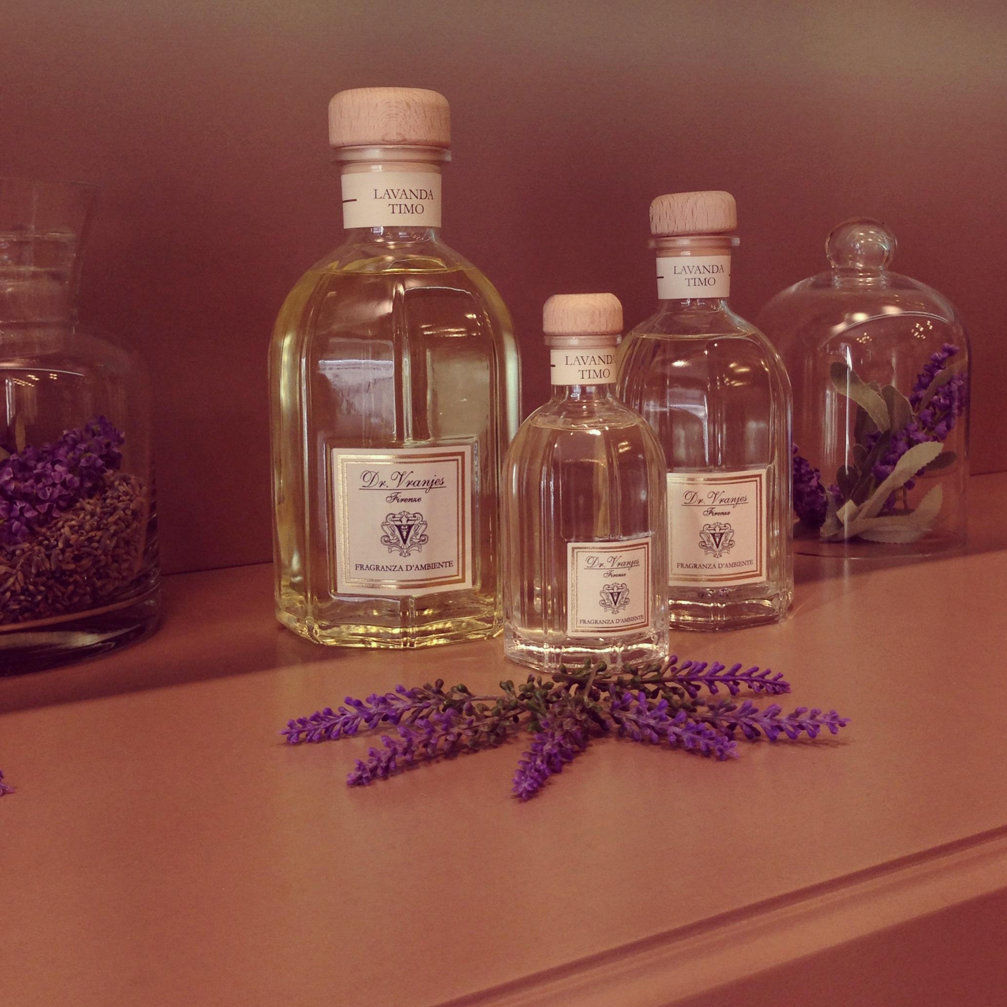 Parfums d'intérieur Dr. Vranjes