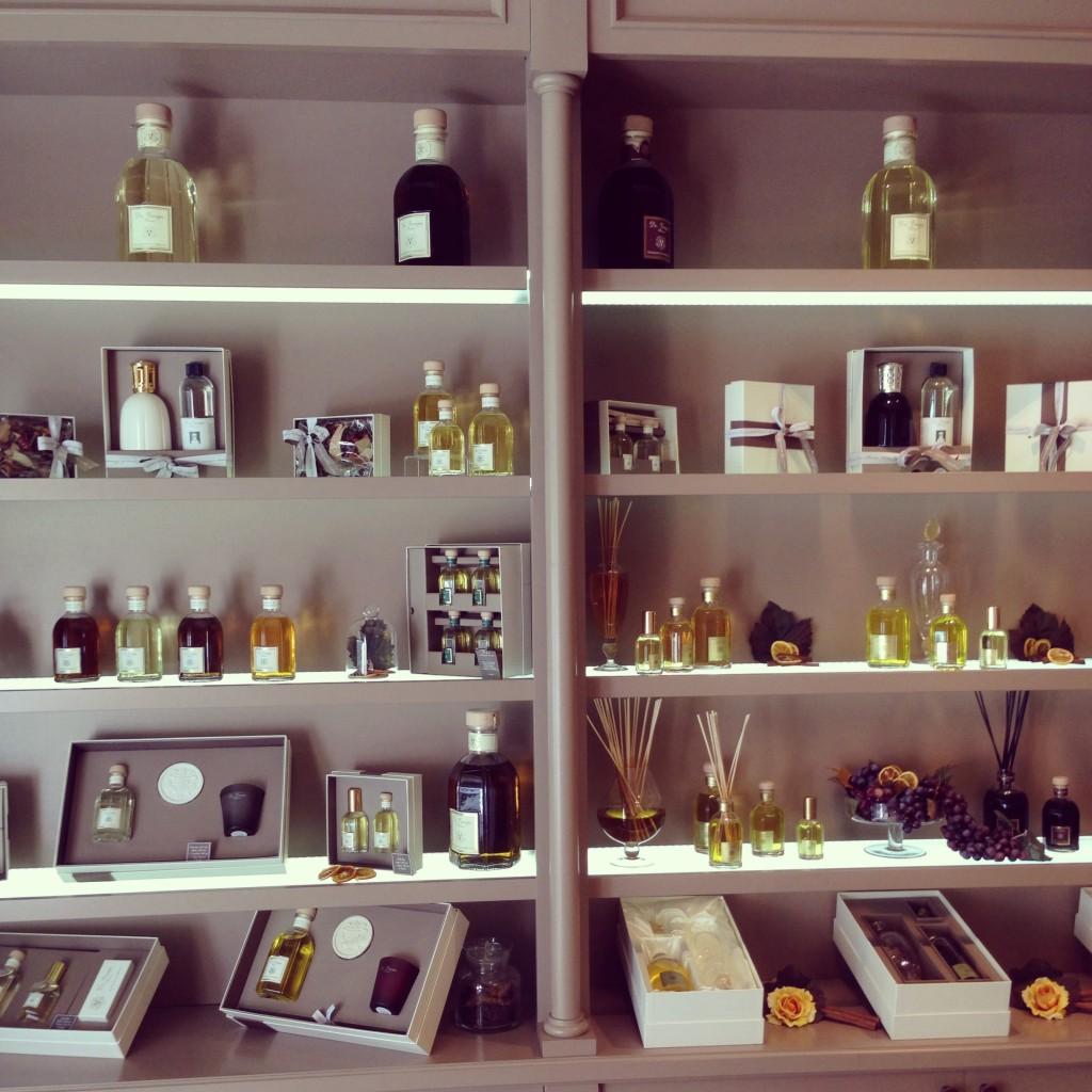 Dr Vranjes Firenze parfum d'intérieur boutique 2 Alidifirenze