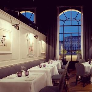 Restaurant Borgo San Jacopo, Florence