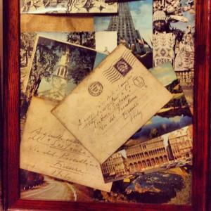 Cartes postales vintage