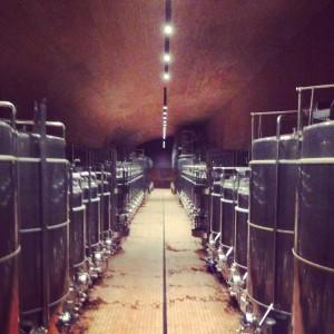 Vieillissement du vin