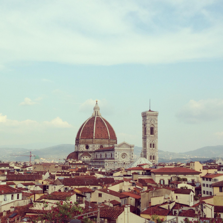 Firenze Vita italiana dolce vita Alidifirenze