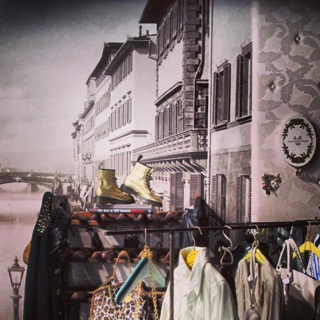 DESII shopping vintage florence Alinari Alidifirenze
