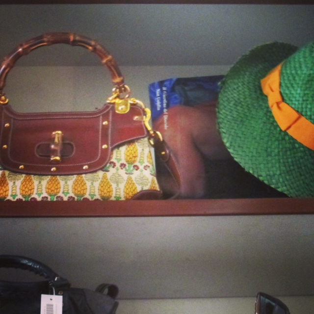 DESII shopping vintage florence gucci  Alidifirenze