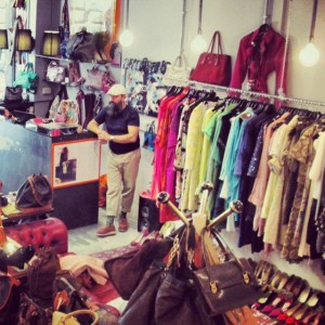 DESII shopping vintage florence via dei conti Alidifirenze