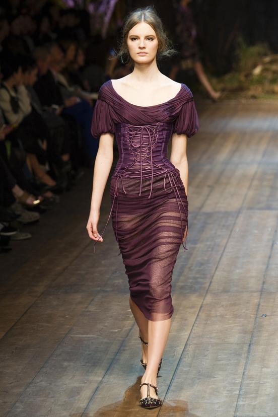 Dolce Gabbana Fashion week milan alidifirenze3