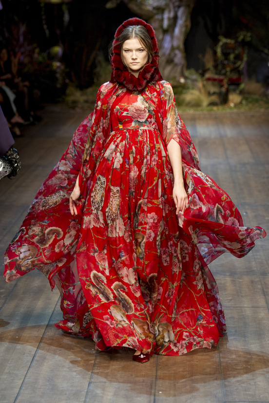 Dolce Gabbana Fashion week milan alidifirenze8