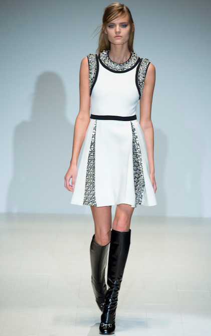 Gucci Fashion week milan fw15 Alidifirenze