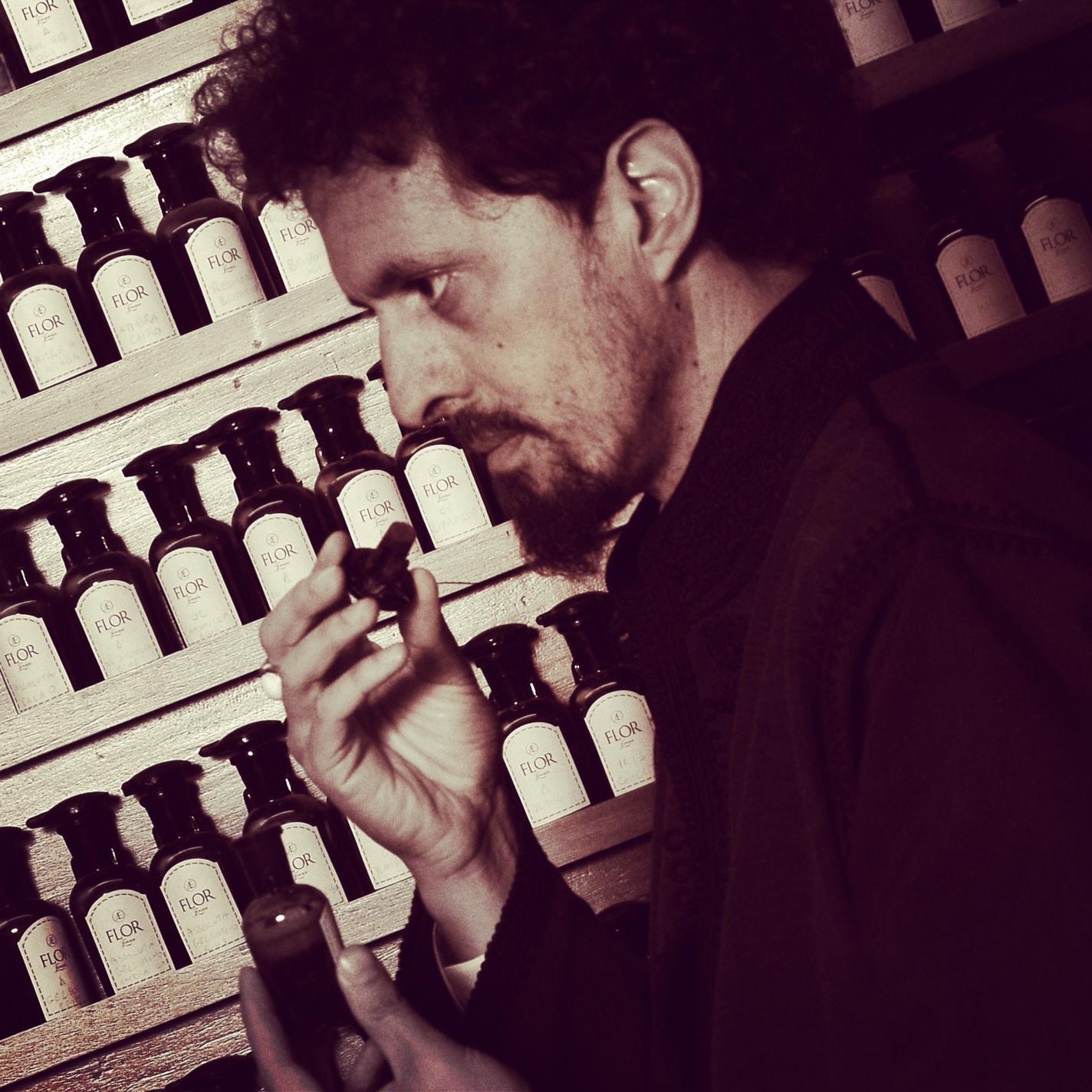 INTERVIEW Sileno Cheloni, parfumeur Aqua Flor Firenze
