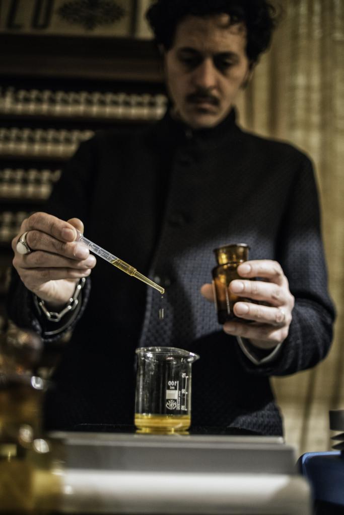 Sileno Cheloni Parfumeur 2 Aqua Flor Firenze pour Alidifirenze