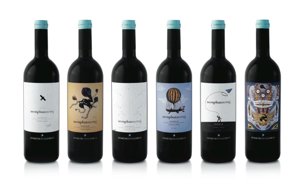 Aeroplan Servaj marketing du vin italien alidifirenze