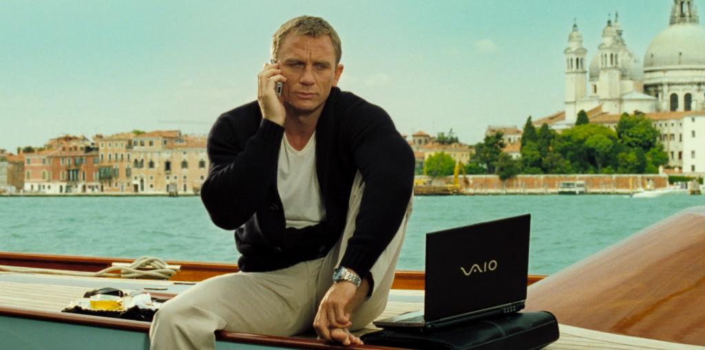 James Bond Melograno Vesper Santa Maria Novella