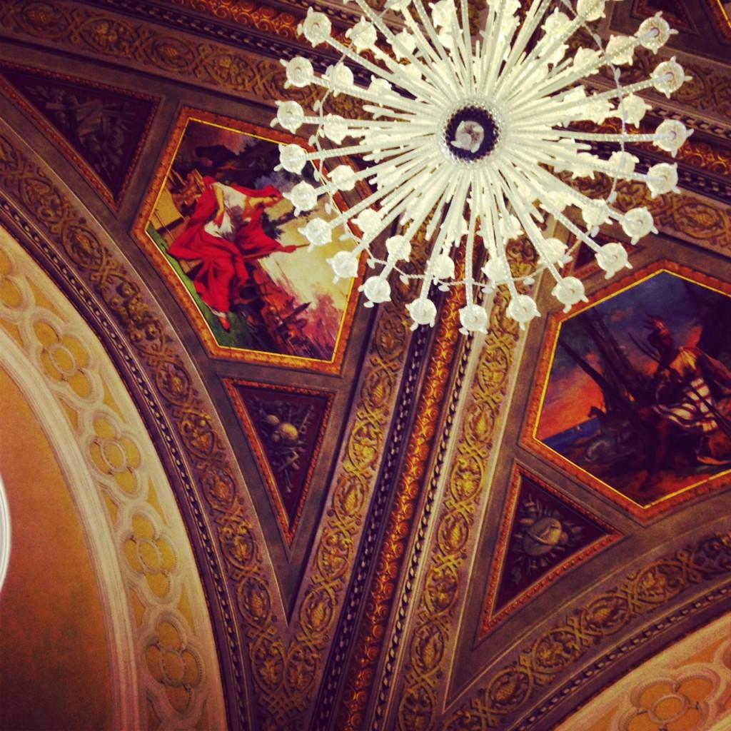 Pharmacie santa maria novella plafond 2 Alidifirenze