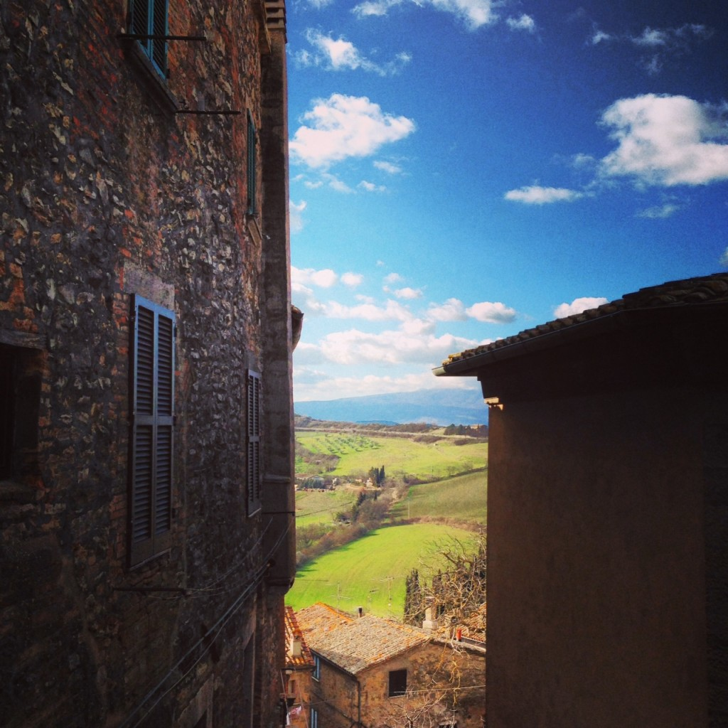 week-end Val d'Orcia Alidifirenze