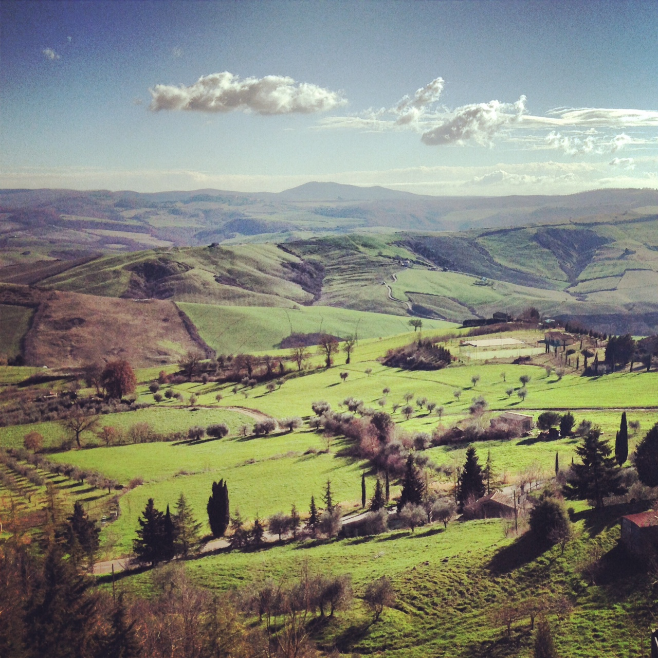 week-end Val d'Orcia Alidifirenze5