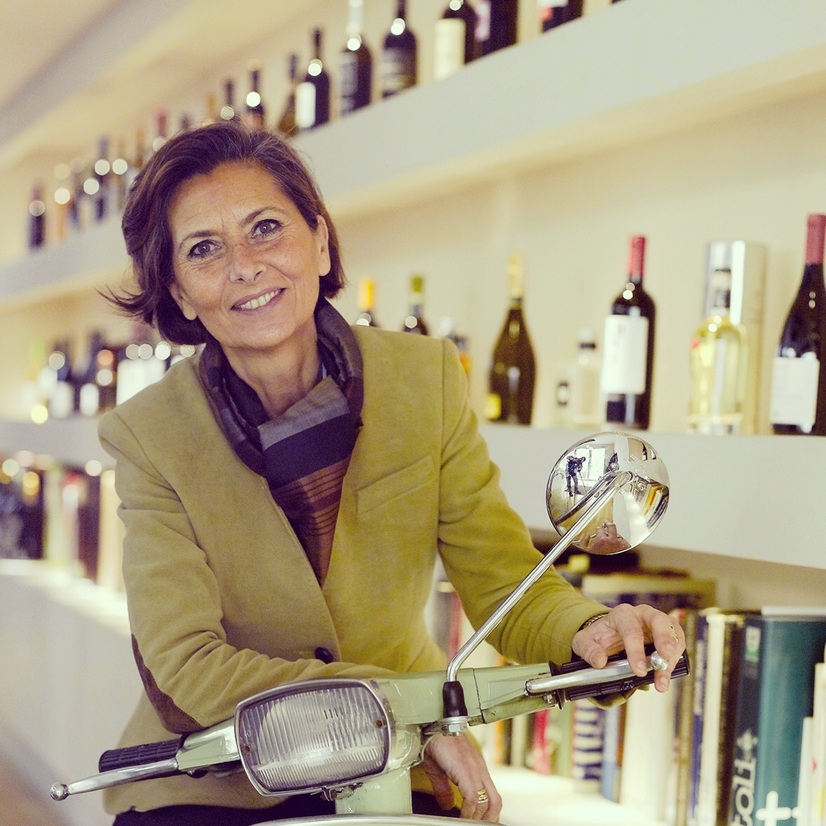 INTERVIEW Simonetta Doni, marketing du vin