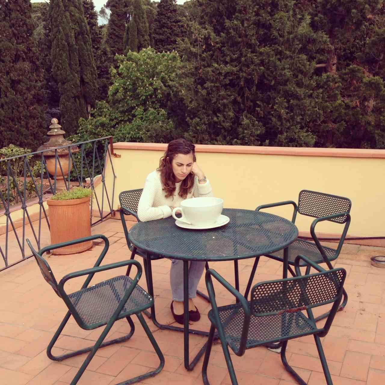 DOLCE VITA, Pause Café