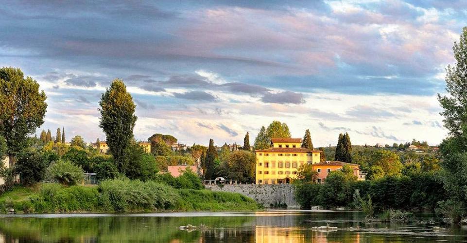 Villa La Massa Florence vacances Italie Alidifirenze