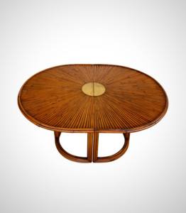 Gabriella Crespi Table Rising Sun (circa 1970)