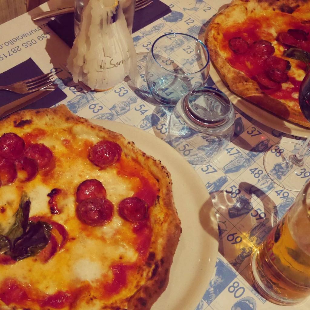 Pizzeria Munaciello Florence Alidifirenze