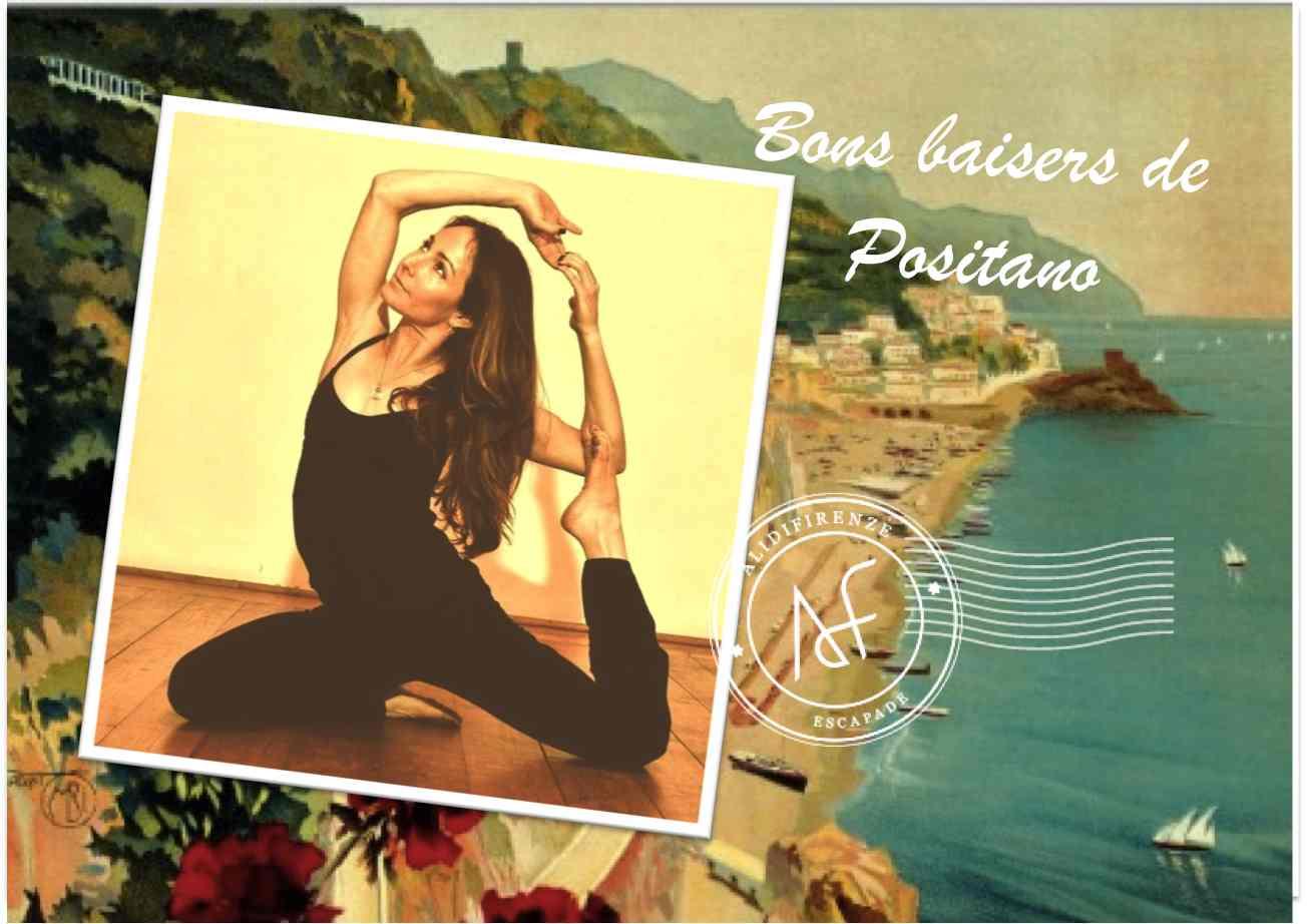Une retraite de Yoga à Positano