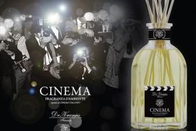 NEWS, parfum d'intérieur Cinema du Dr. Vranjes pour la Mostra de Venise