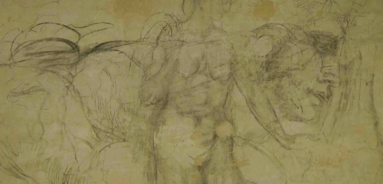 La chambre secrète de Michelangelo dans la sacristie de San Lorenzo