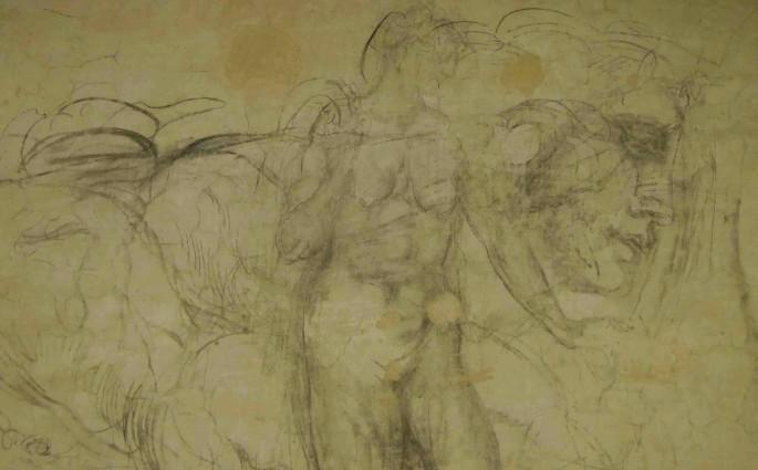 Chambre secrète Michelangelo Alidifirenze2