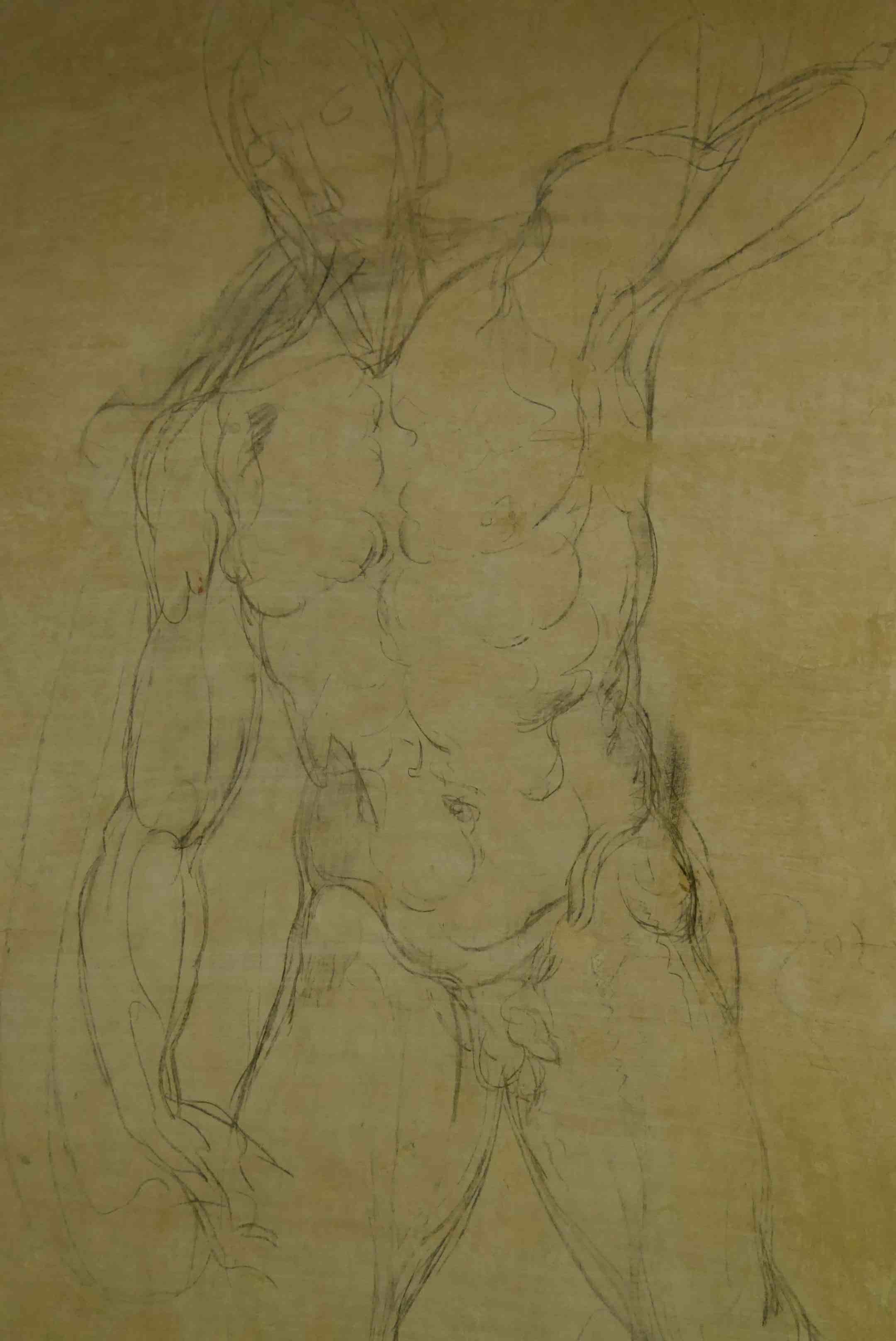 Chambre secrète Michelangelo Alidifirenze5