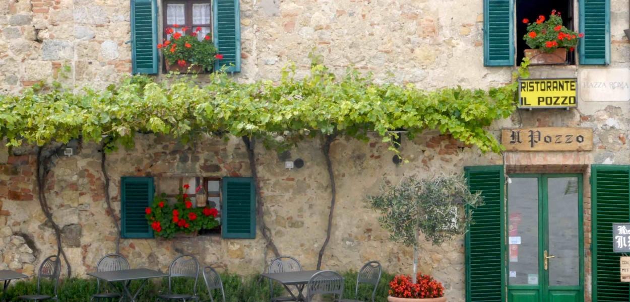 ESCAPADE, Un déjeuner dans la citadelle de Monteriggioni