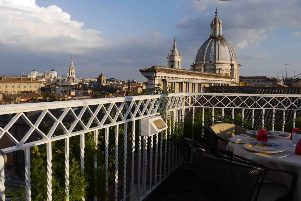 Hotel Raphael Rome Alidifirenze