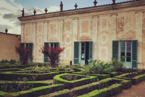 Passeggiata #8 le musée de la porcelaine dans le jardin de boboli, Florence