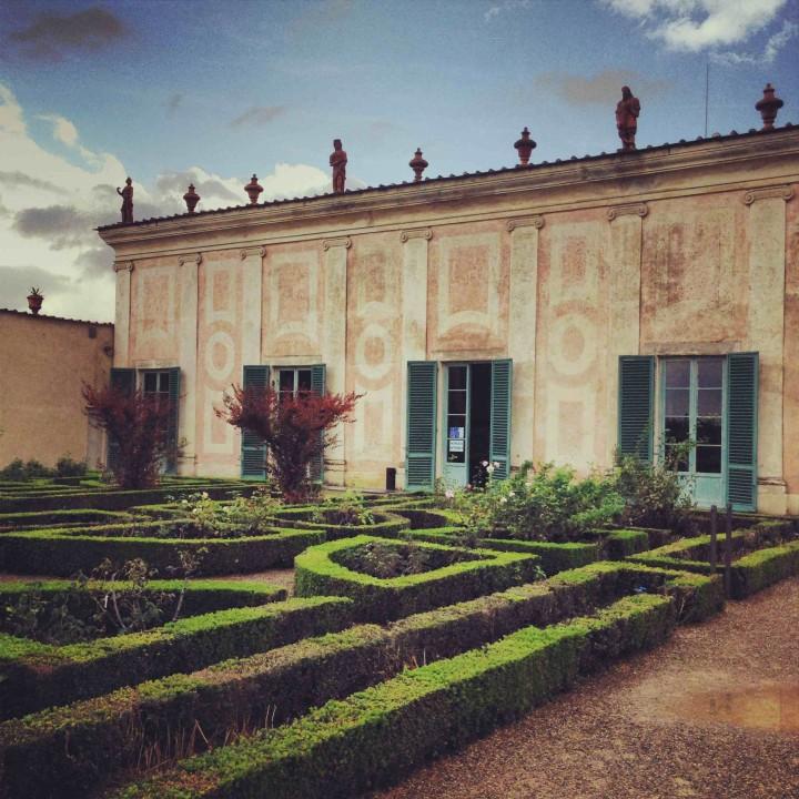 Jardin Boboli musée porcelaines Alidifirenze2