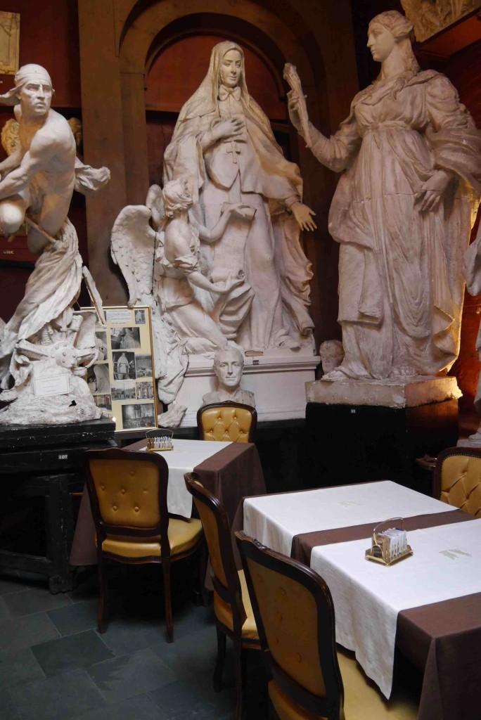 Restaurant Rome Canova Tadolini Alidifirenze