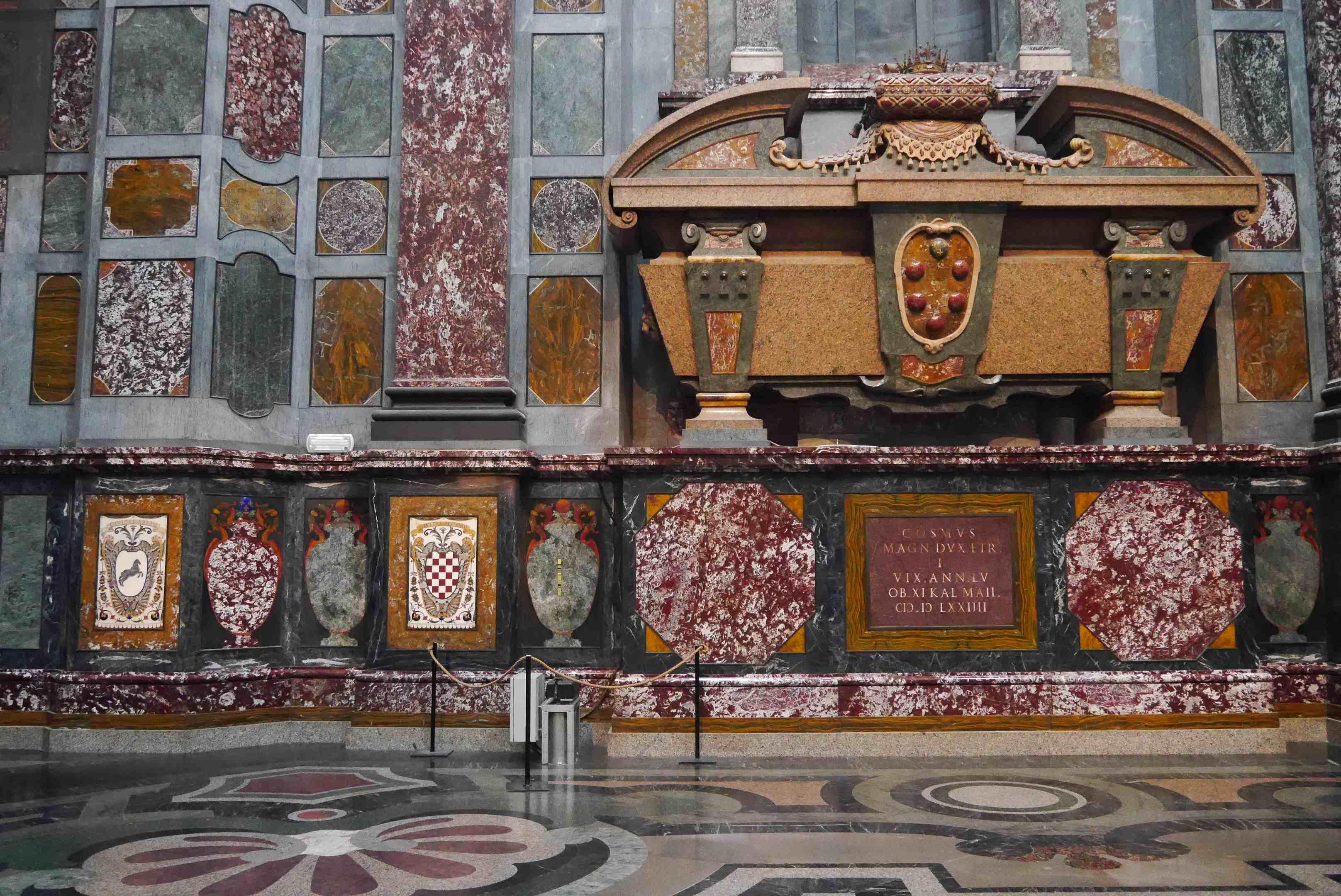 Tombeaux des Medicis Alidifirenze3