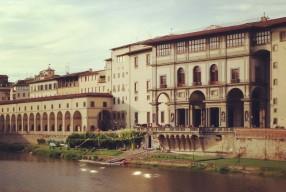 Passeggiata #7 Musée des Offices, Florence